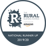 Rural Business Awards 2019/20 National Runner Up (Logo)