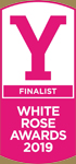 Finalist - White Rose Awards 2019 (Logo)