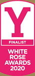 Finalist - White Rose Awards 2020 (Logo)