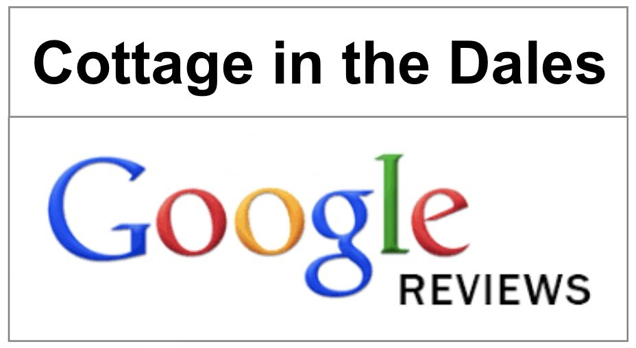 Google Reviews of Cottage in the Dales
